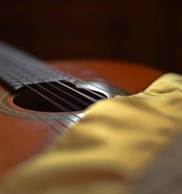 accorder une guitare